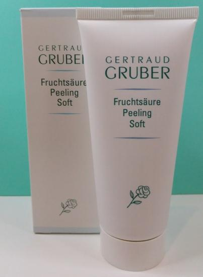 gertraud gruber fruchts ure peeling soft 100 ml. Black Bedroom Furniture Sets. Home Design Ideas